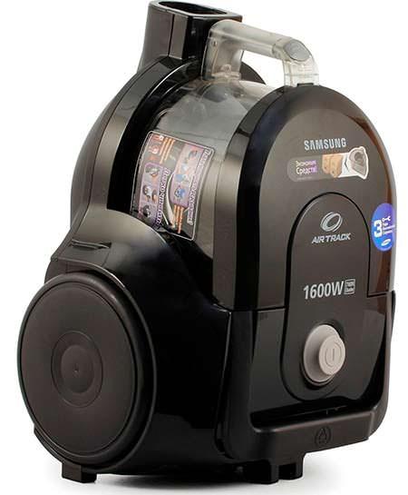 Samsung VCC4325S3K - №5 среди самых тихих пылесосов