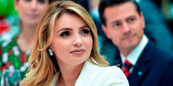 Анхелика Ривера - жена Энрике Пенья Ньето