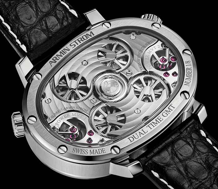 Швейцарские часы Armin Strom за $180 000