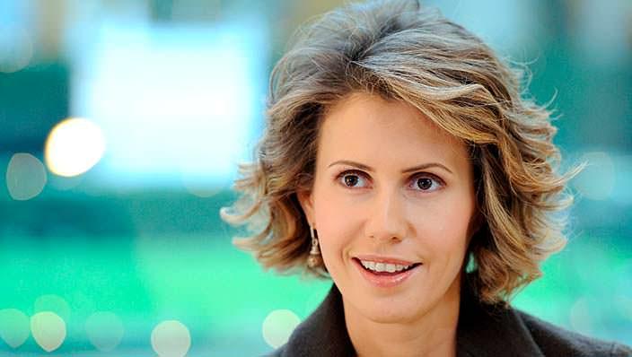 Асма - жена Башара Асада