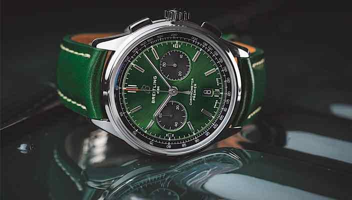 Breitling сделал новые часы для владельцев Bentley | цена