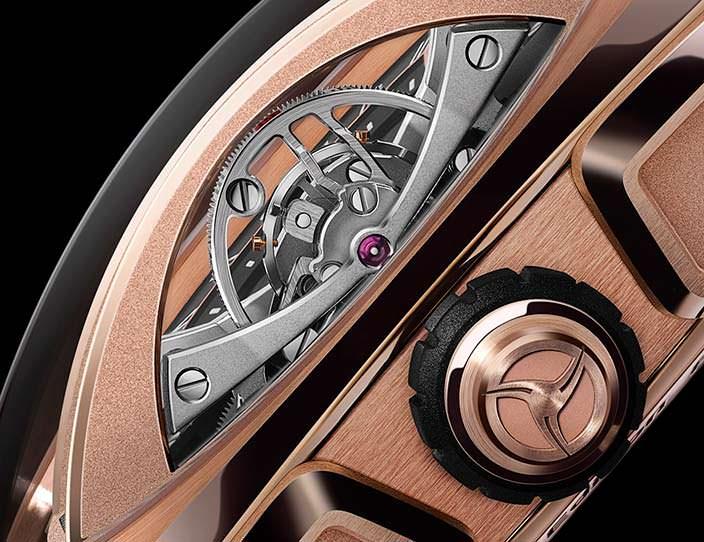 Уникальные швейцарские часы Cyrus Watches