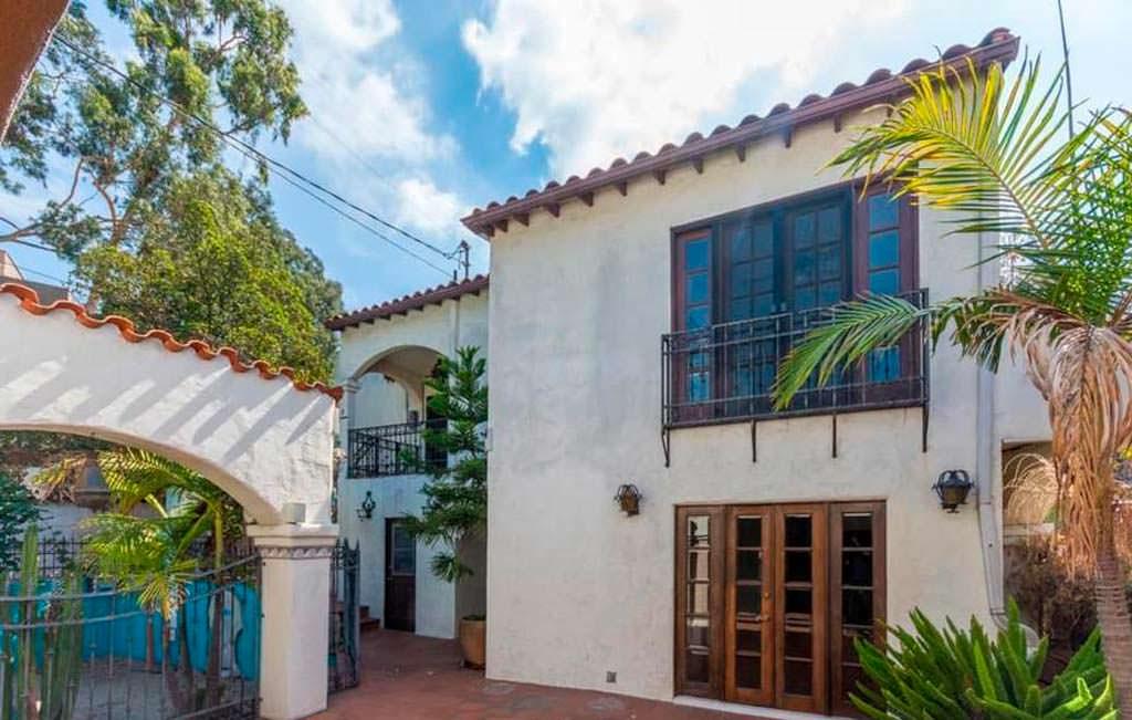 Дом Леонарда Ди Каприо в Лос-Анджелесе