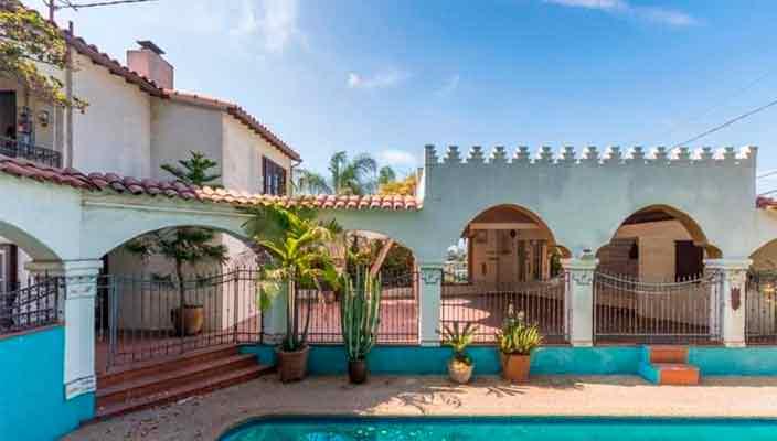 Леонардо Ди Каприо продает дом в Лос-Анджелесе | фото, цена