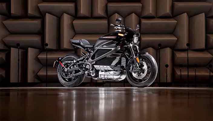 Harley-Davidson сделал свой первый электро-мотоцикл в истории