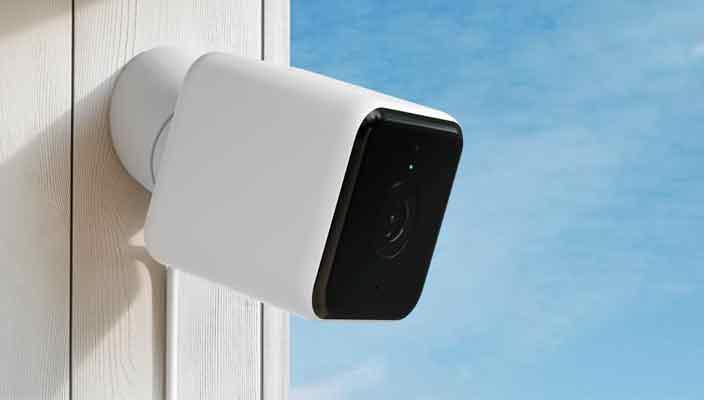Ив Бехар представил умную камеру видеонаблюдения для улицы