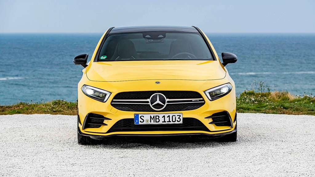 Mercedes-AMG A35 4Matic. Кузов W177