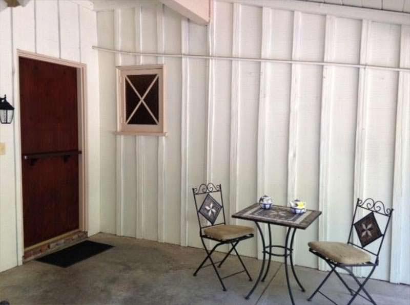 Старый дом в стиле ранчо в Калифорнии