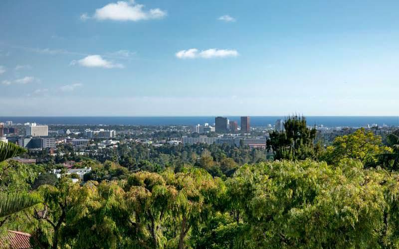 Элитная недвижимость за $245 млн с видом на Лос-Анджелес