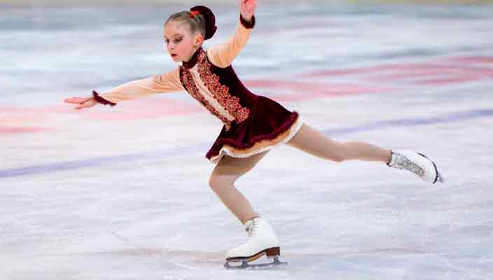 Школа фигурного катания для детей - окно в большой спорт