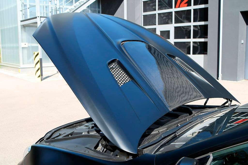 Вентилируемый капот BMW M6 F13 от G-Power