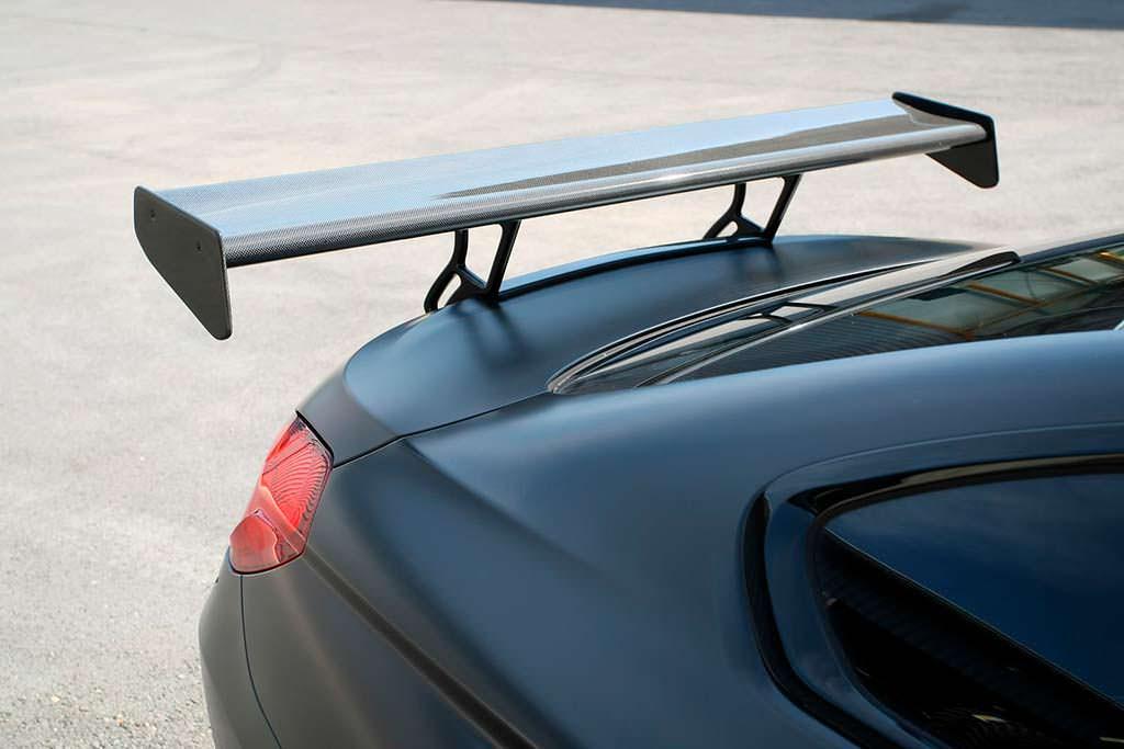 Крыло на багажнике BMW M6 F13 от G-Power