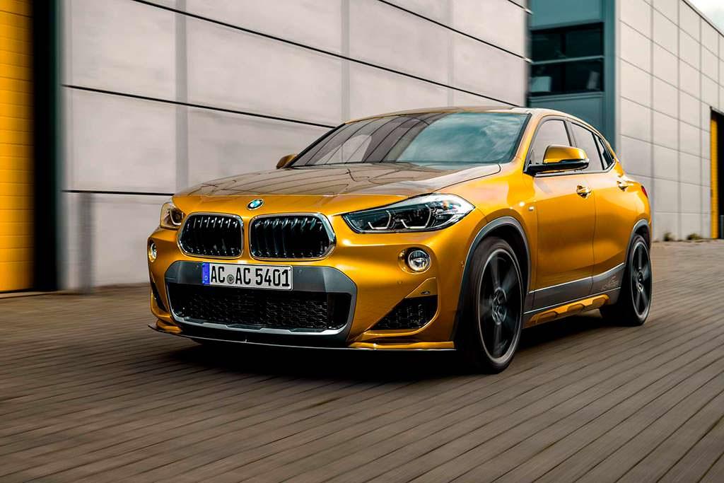 Новая BMW X2. Тюнинг от AC Schnitzer