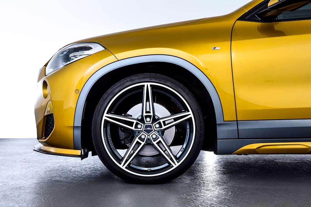 Колеса AC1 на 19-20-дюймов для BMW X2 от AC Schnitzer