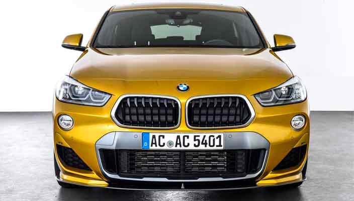 Новый тюнинг BMW X2, первый раз от AC Schnitzer | фото