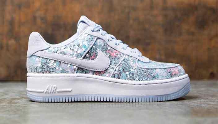 Женские кроссовки Nike Air Force - удобная обувь на каждый день