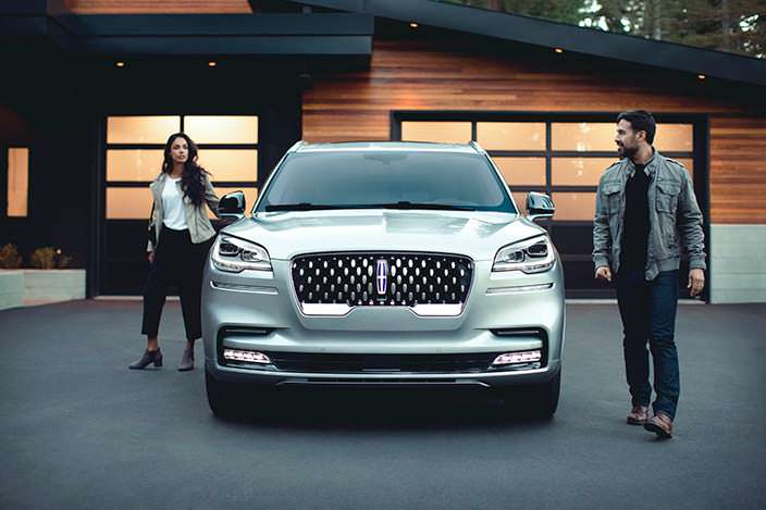 Новый Lincoln Aviator 2020