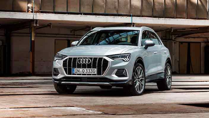 Новая Audi Q3 готова к старту продаж, известны цены