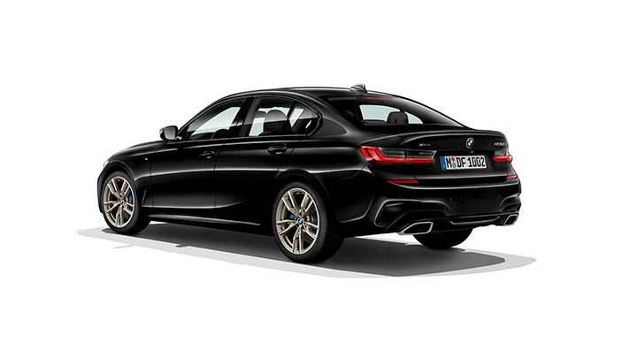 BMW M340i xDrive - самая мощная 3-Series в кузове G20