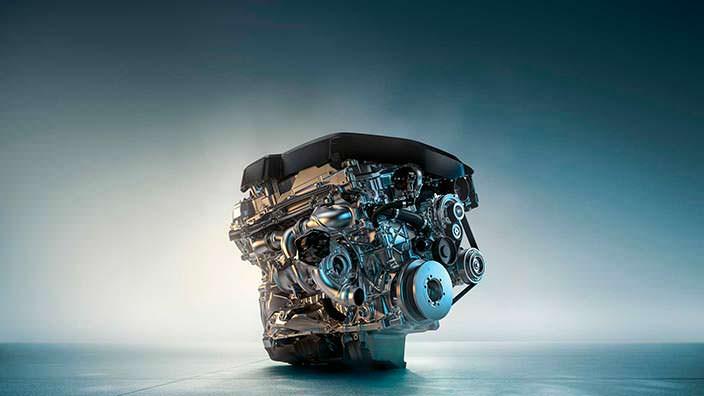 Двигатель 3,0-литра мощностью 382 л.с. BMW M340i xDrive