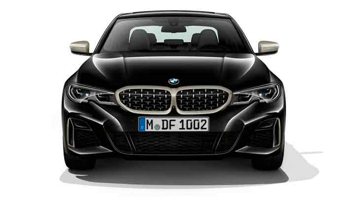 Новая самая мощная BMW 3-Series - M340i и M340i xDrive   фото