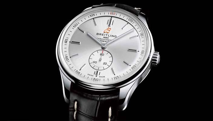 Breitling Premier Automatic 40: новые часы в винтажном стиле