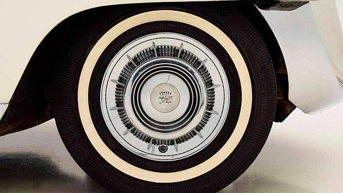 Ретро-колеса Cadillac Die Valkyrie