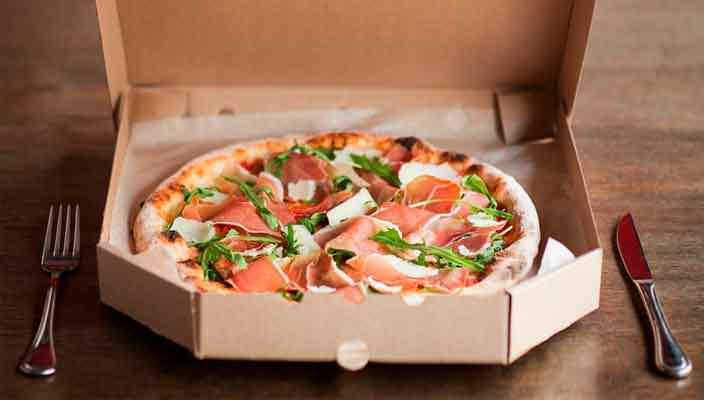 Доставка пиццы на дом - удобно и вкусно