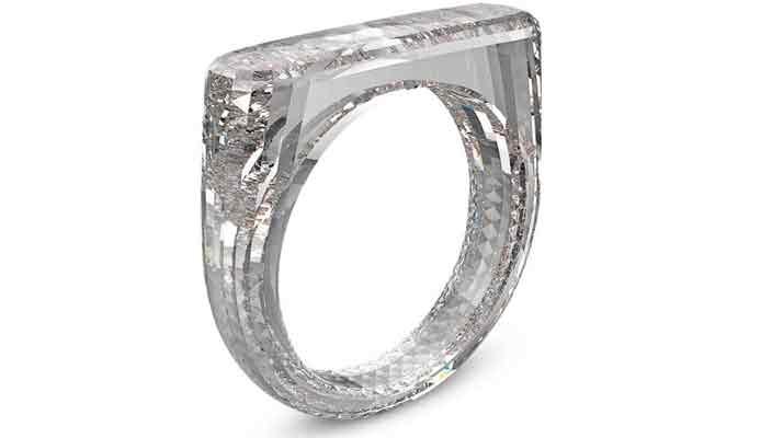 Джони Айв сделает бриллиантовое кольцо для Sotheby's