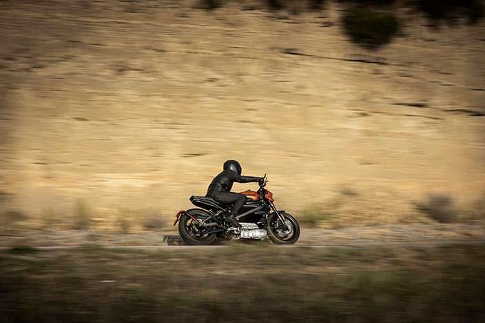 Мотоцикл Harley-Davidson LiveWire