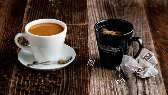 Кофе и чай - напитки изменившие мир