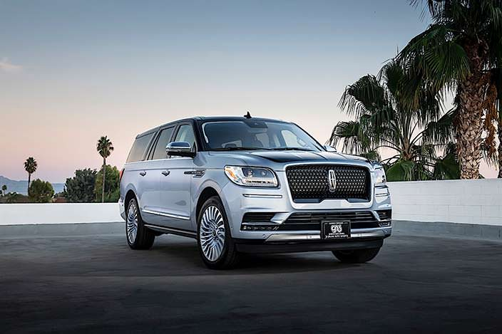 Внедорожник Lincoln Navigator Black Label от Джея Лено