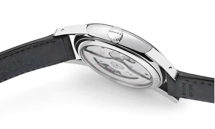Немецкие наручные часы Nomos Orion Neomatik 41 Date