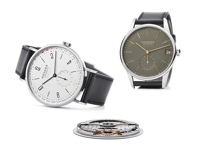Элегантные часы Nomos Orion Neomatik 41 Date