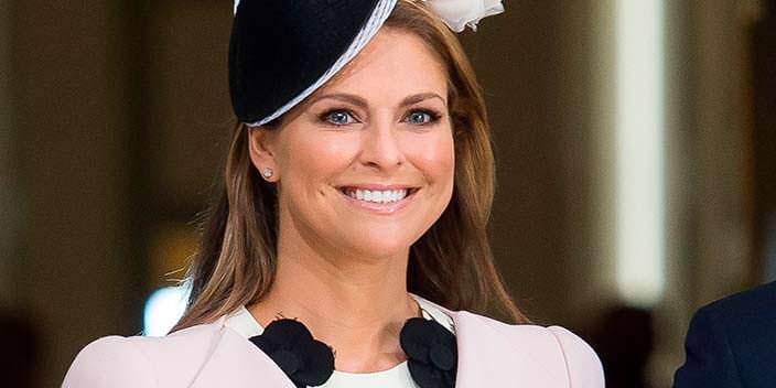 Фото   Принцесса Швеции Мадлен