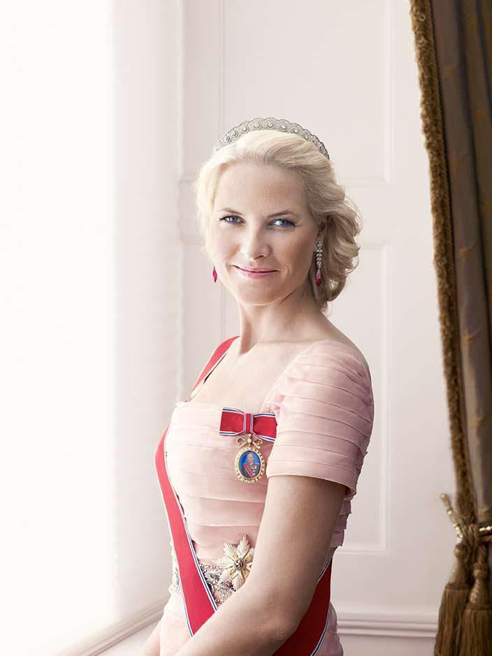 Фото   Принцесса Норвегии Метте-Марит