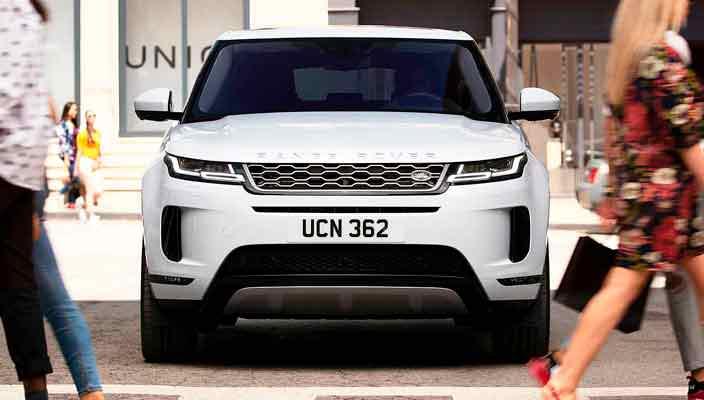 Range Rover Evoque 2020 года показали официально | фото