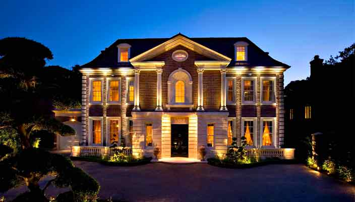 Самые дорогие дома знаменитостей в Британии. ТОП-10 | фото