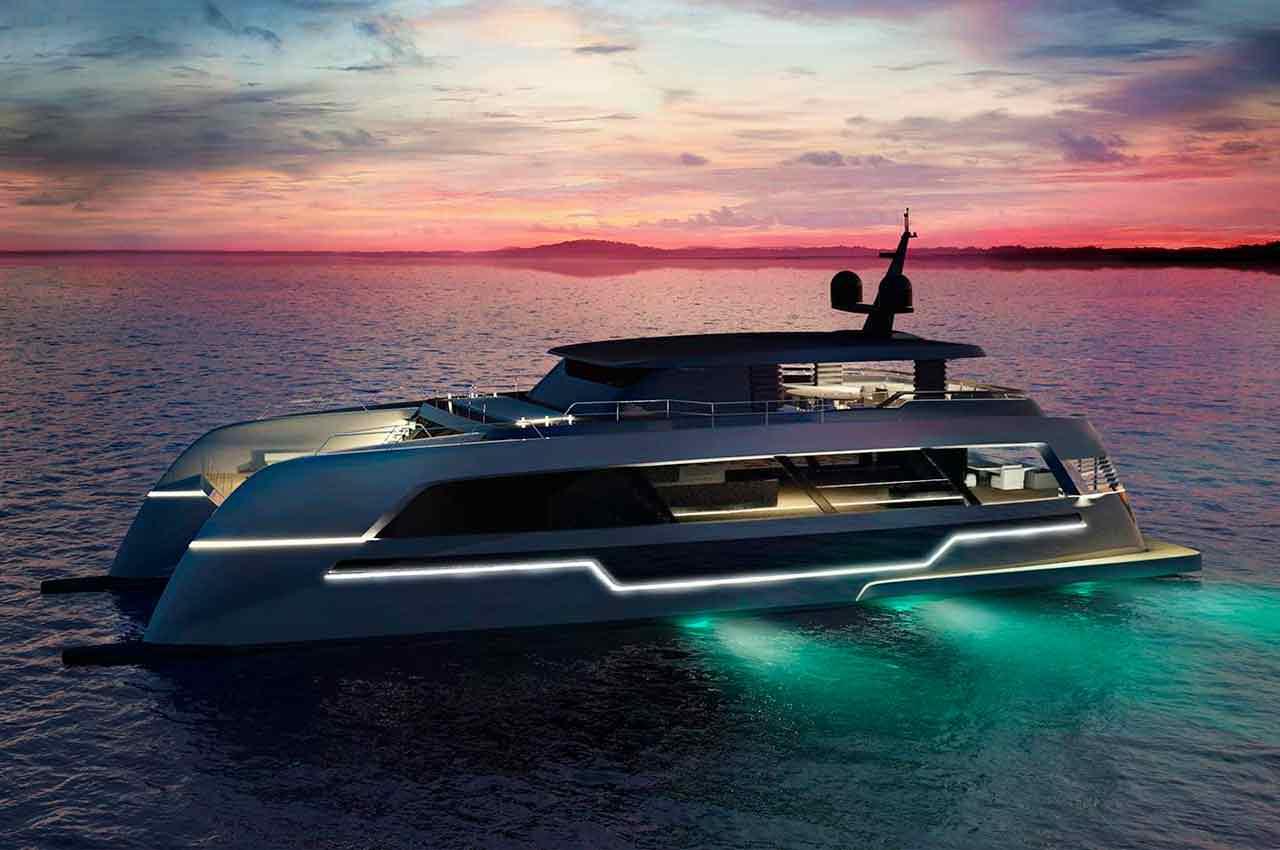 В Sunreef Yachts сделали новый катамаран 120 Power | фото
