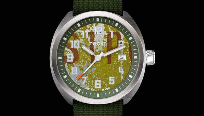 Tockr D-Day C-47: часы в честь самолета Douglas C-47