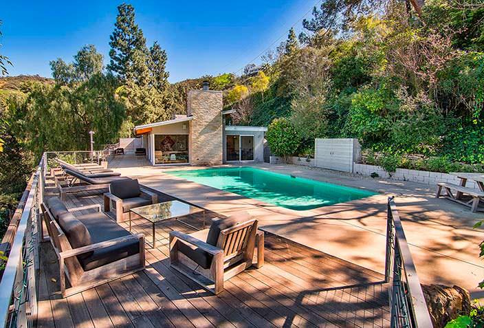 Дом Эллен Пейдж в Калифорнии