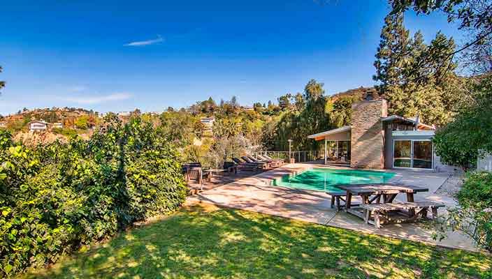 Актриса Эллен Пейдж продает дом в Лос-Анджелесе   фото, цена