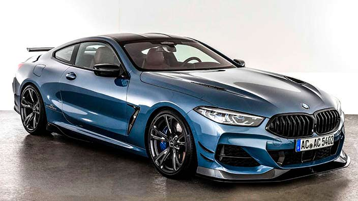 BMW 8-Series Coupe от AC Schnitzer