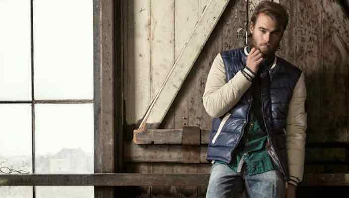 Брендовая мужская одежда в Украине от Stileo