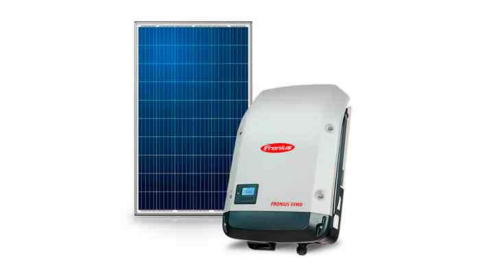Fronius - системы автономного электроснабжения домов под ключ