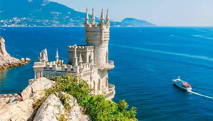 Как организовать отдых и поездку в Крым украинцам