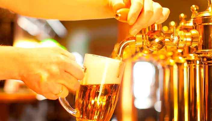 Где заказать лучшее разливное пиво в Киеве?