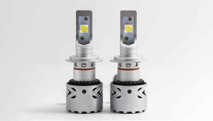 LED-лампа H7 - лучшее решение для автомобильного света