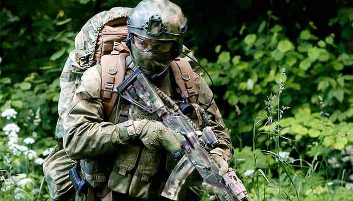 Милитарка - проверенный военторг в Украине, большой выбор