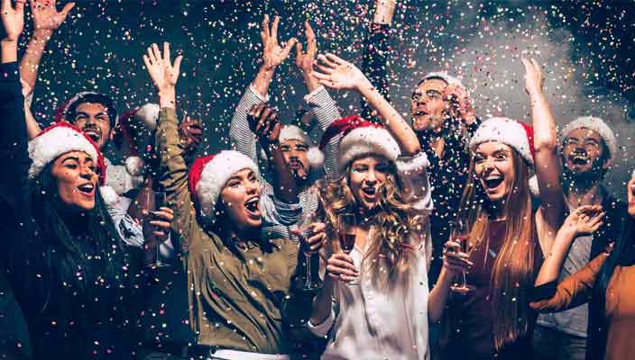 Как провести лучший новогодний корпоратив 2019 в Харькове